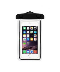 "Universal Waterproof Phone Case – Αδιάβροχη Θήκη για Κινητά έως 6"" Black Gadget"