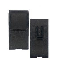 Universal Vertical Magnetic Book Case για κινητό έως 5.5 inch Black ΘΗΚΕΣ ΚΙΝΗΤΩΝ