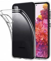 Θήκη σιλικόνης Διάφανη Samsung Galaxy S20 FE SAMSUNG GALAXY S20 Fe