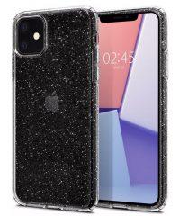 Liquid Crystal Glitter Διάφανο iPhone 11 iPhone 11