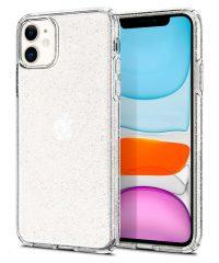Liquid Crystal Glitter Διάφανο iPhone 11 Pro iPhone 11 Pro