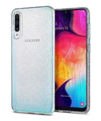Liquid Crystal Glitter Διάφανο Samsung Galaxy A50/A30s Samsung Galaxy A30s / A50 / A50s