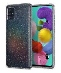 Liquid Crystal Glitter Διάφανο Samsung Galaxy A71 SAMSUNG GALAXY A71