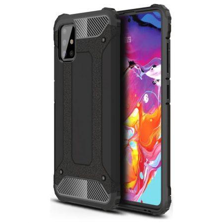 Armor Back Cover Μαύρο Samsung Galaxy A71 SAMSUNG GALAXY A71