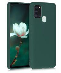 Θήκη σιλικόνης Κυπαρισσί Samsung Galaxy A21s SAMSUNG GALAXY A21S