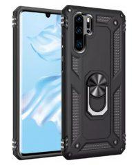 Armor Case 360 Metal Rotating Ring-Car Holder Μαύρο For Samsung Galaxy A32 SAMSUNG GALAXY A32