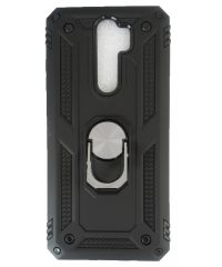 Armor Case 360 Metal Rotating Ring-Car Holder Μαύρο For Xiaomi Note 8 pro XIAOMI REDMI NOTE 8 PRO