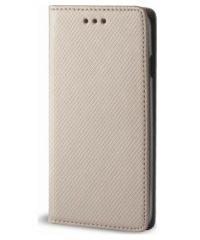 Book Stand Case Χρυσό Samsung Galaxy A52 SAMSUNG GALAXY A52