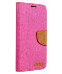 Canvas Book case Φούξια Samsung Galaxy A52 SAMSUNG GALAXY A52