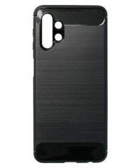 Carbon Flex Back Cover Μαύρο Samsung Galaxy A32 SAMSUNG GALAXY A32