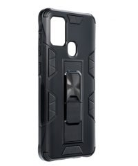 Defender Back Cover Μαύρο Samsung Galaxy A21s SAMSUNG GALAXY A21S