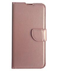 Book Stand Case Ρόζ-Χρυσό Samsung Galaxy A02s SAMSUNG GALAXY A02S