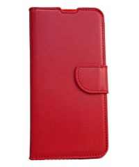 Book Stand Case Κόκκινη Samsung Galaxy A02s SAMSUNG GALAXY A02S