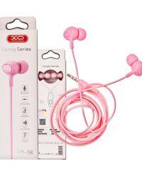 XO-S6 Candy music Ρόζ Ακουστικά